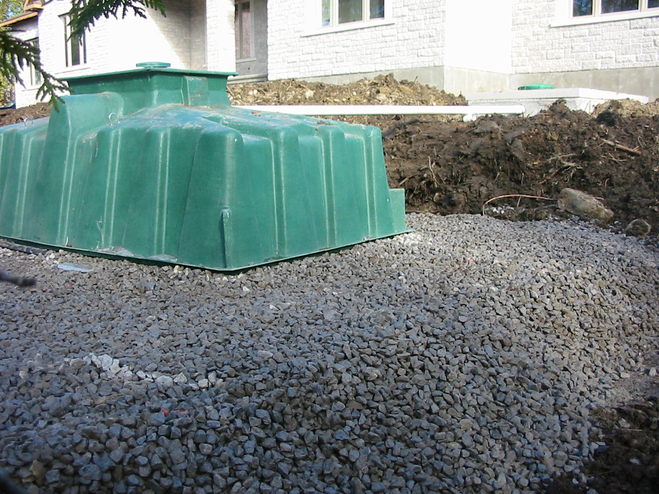 Septic System Info